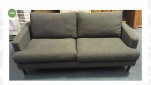 3 seater Italian leather couch.  Brand new just delivered. Ormeau Gold Coast North Preview