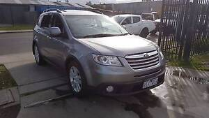 2008 Subaru Tribeca Premium Pack Wagon AUTO FULL OPTION Williamstown North Hobsons Bay Area Preview