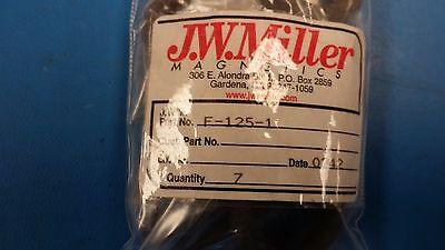 1 Pc F-125-1 Jw Miller Core Ferrite Toroid 32mm Od 19mm Id 9.5mm Thick