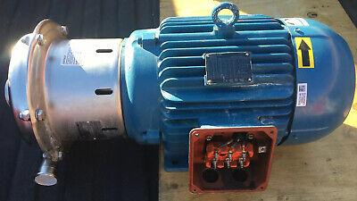 Weg Packo Water 3-14hp Stainless Steel Pump Irrigatiion Ss Centrifical Motor Fl