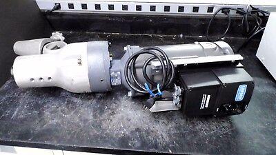 Indco Process Mixer With Baldor Cdp3445 Motor Leeson Controller