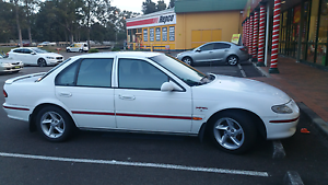 1995 EF  FORD FALCON XR6 TICKFORD Terrey Hills Warringah Area Preview