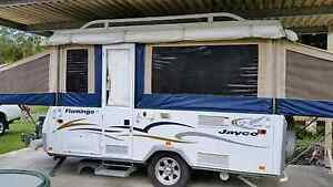 Jayco Flamingo tourer 2008 Bonogin Gold Coast South Preview