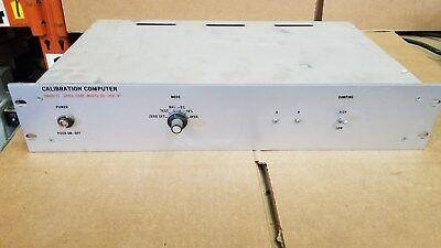 Unholtz Dickie Cc-350-4t Calibration Computer