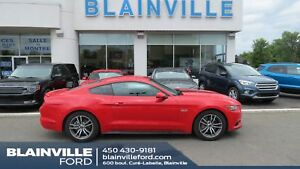 Ford Mustang 2017 GT V8 5.0 L, Groupe 300A, Seulement 7229 KM, J