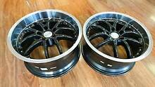 (Commodore, BMW 3 Srs) G.MAX Eagle 18x8.5+18x9.5 Wheels + Tyres Mitcham Whitehorse Area Preview