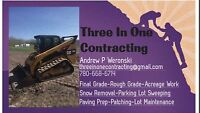 Three In One Contracting