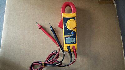 Fluke 322 Multimeter Clamp Meter With Fluke Leads
