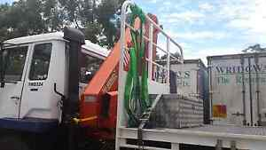 Crane truck St Marys Penrith Area Preview