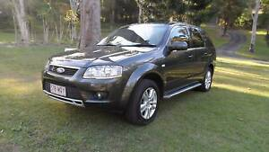 $60 P/Week 7 SEATER 2010 TS TERRITORY NO DEPOSIT FINANCE 4x4 Worongary Gold Coast City Preview