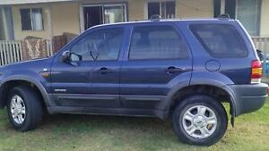 2001 Ford Escape Wagon Wingham Greater Taree Area Preview