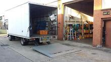 $70/h for 2men(9y expert)+truck(tailgate lift)+only pay door2door Ultimo Inner Sydney Preview
