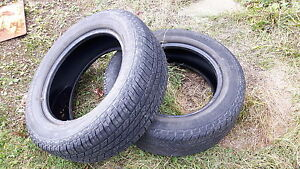2  Continental Touring 215/65R16