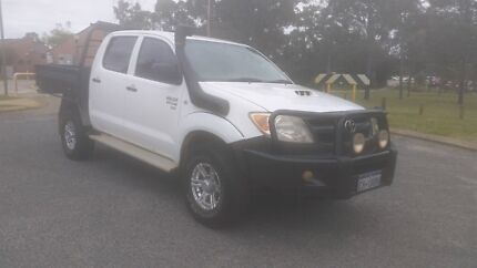2006 Hilux 3.0 turbo diesel ute Broome 6725 Broome City Preview