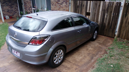 2005 Holden Astra Coupe