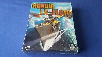 Hundir la flota PC CD ROM IBM - Español - Hasbro Proein...