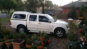 Holden Rodeo 2007  LT turbo diesel 4x4 NO TEXT call  Fairfield Fairfield Area Preview