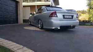 BAGGED, MANUAL VY SPAC ,LOTS OF MONEY SPENT VERY CLEAN CAR !! Edgeworth Lake Macquarie Area Preview