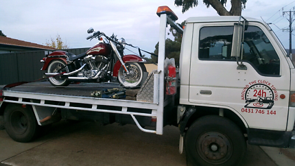 Motorcycle Towing 24/7 (insured)