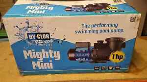 Mighty mini Pool pump 1 HP Doubleview Stirling Area Preview