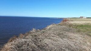 2.7 ACRES WATERFRONT LOT FOR SALE IN CLIFTON, NB.  506-543-5315