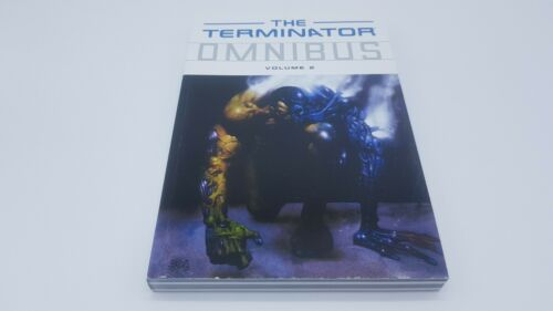 The Terminator Omnibus Volume 2 - First Edition March 2008