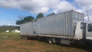 20ft shipping containers delivered to tumut Tumut Tumut Area Preview