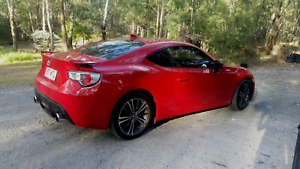 Toyota 86 GTS Manual