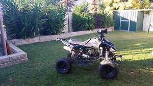Imperial 125cc auto quad Glenmore Park Penrith Area Preview