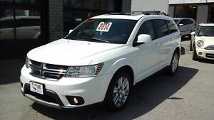 2014 Dodge Journey SXT LTD