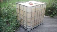 1000 Liter Tank Nordrhein-Westfalen - Netphen Vorschau