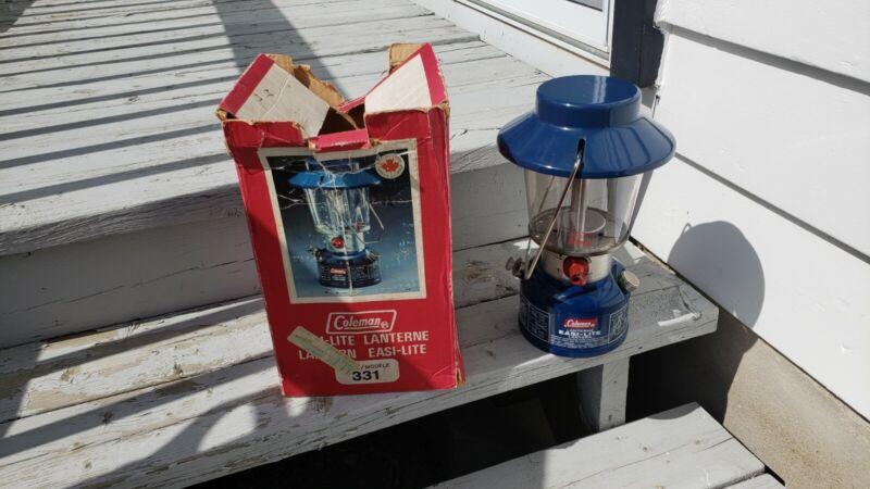 VTG 1/1979 easy-lite #331 lantern Camping