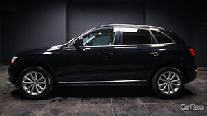 2014 Audi Q5 HANDS FREE! LEATHER! HEATED SEATS!