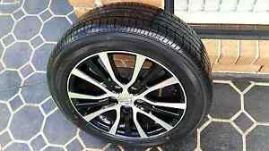 """17 """" Genuine toyota rims and brand new yokohama tyres Horningsea Park Liverpool Area Preview"""