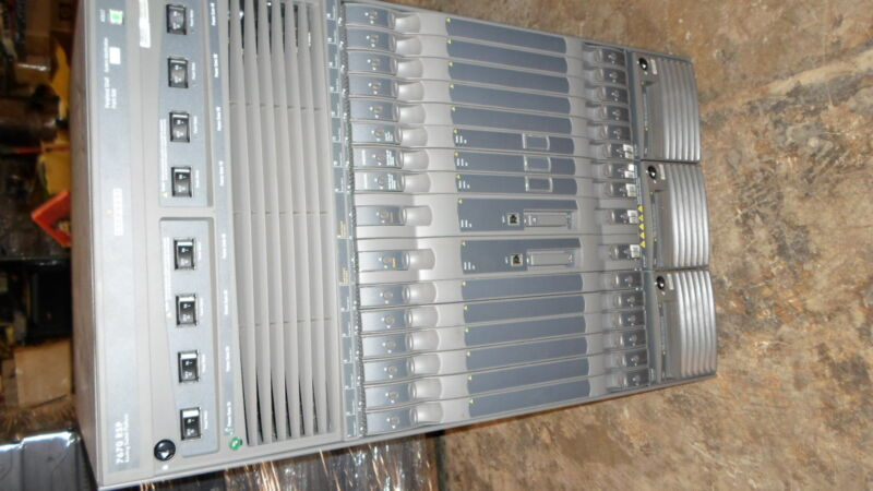 Alcatel 7670-a Rsp 906699-01/t Routing Switch Platform Loaded