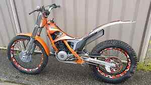 Scorpa SR125 trials bike 2011 model Mitchell Gungahlin Area Preview