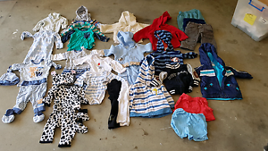 Bits Size 000 winter clothes Redland Bay Redland Area Preview
