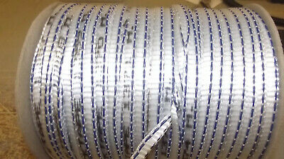 38 X 1000 900 Tensile Polyester Detectable Pull Tape Mule Tape Webbing
