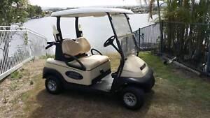 PRECEDENT ELECTRIC GOLF CART CLUB CAR GOLF BUGGY LIKE NEW