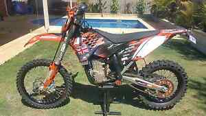 Ktm exc 450 2009 Southern River Gosnells Area Preview