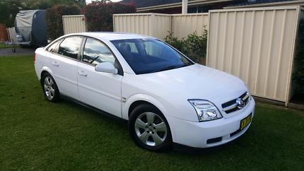 2005 Holden zc vectra