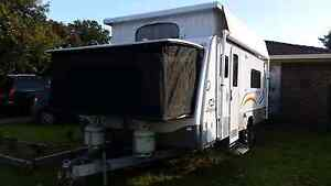 Jayco Expanda Outback 16.49.4 2012 model Blind Bight Casey Area Preview