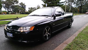 Holden ute vy v6 MANUAL Perth Perth City Area Preview
