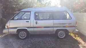 Toyota Tarago will suit campers Kenwick Gosnells Area Preview