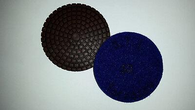 Sti Terrazzo M Pads - 50 Grit - 3 - Terrazzo And Concrete Polishing Pads
