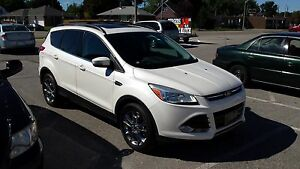 2013 Ford Escape SEL Only 57600 Kms