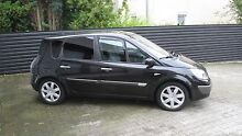 Renault Scenic II Grand Exception 2.0 dCi Diesel