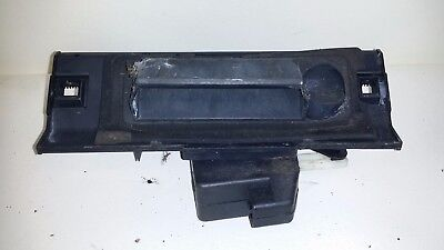 PEUGEOT 206 TAILGATE DOOR HANDLE  N0 5000 56 1.2cc PETROL 2001