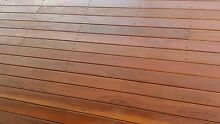 Decking Hardwood Ironbark Red Deception Bay Caboolture Area Preview
