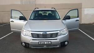 2008 Subaru Forester AWD SUV With 8 Months Rego